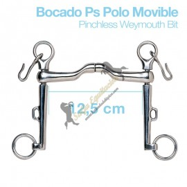 Bocado Ps Polo Movible Ps21253