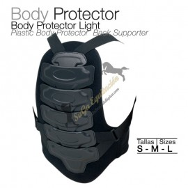 Protector Body Protector Light 4607P-Sk Negro