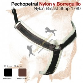 Pechopetral Nylon Borreguillo 1780