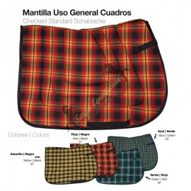 Mantilla Uso General Cuadros