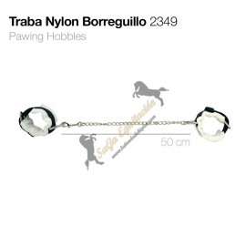 Traba Nylon Borreguillo 2349