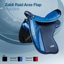 Silla Zaldi Raid Arze Flap Regulable