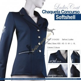 Chaqueta Concurso Softshell Ladies